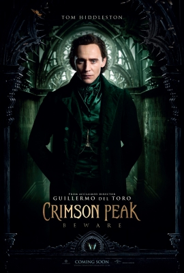 Crimson Peak - Hiddleston