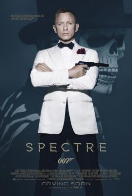 James Bond SPECTRE Filmplakat