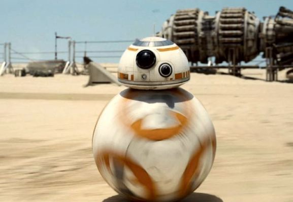 Star Wars 7 - bb-8