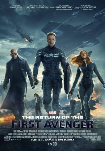 Return of the first avenger